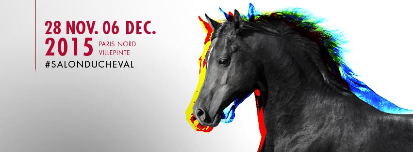 Cdn horse salon du cheval de paris 2015 for Place salon du cheval